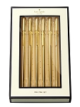 kate spade new york  Strike Gold Pen Set