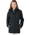 Women's Monogrammed Logan Jacket Black