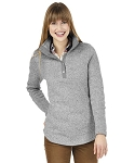 Women's Light Grey Heather Hingham Tunic