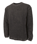 Women's Camden Crew Neck Sweatshirt- Vintage Black