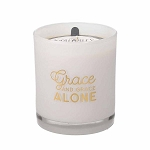 Noteables Candle- Grace and Grace Alone