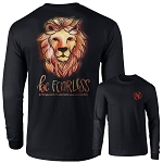 Ashton Brye™ Be Fearless Long Sleeve T-Shirt