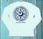 Rugged South Distressed Compass Long Sleeve Shirt