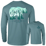 Southernology® Get Lost Long Sleeve T-Shirt
