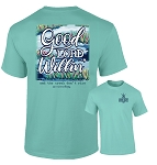 Southernology® Good Lord Willin' T-Shirt