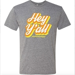 Southernology® Hey Y'all Retro Statement Tee