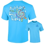 Southernology® High Tides Turtle T-Shirt PREORDER