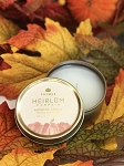 Pumpkin Travel Tin Candle