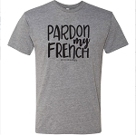 Southernology® Pardon My French Statement Tee PREORDER
