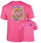 Southernology® Sweet Time Turtle Pink T-shirt