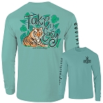 Southernology® Take It Easy Tiger Long Sleeve T-Shirt