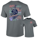 Ashton Brye® Talk Football To Me T-Shirt