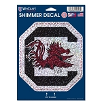 USC Shimmer Decal