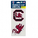 USC Pack of 2 Decals