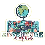 Ashton Brye™ Adventure is Out There Decal