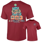 Ashton Brye™ Adventure is Out There T Shirt Gildan