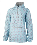 Anchor Print Chatham Anorak