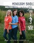 Left Chest At The Sea Monogram Mania Shirt Bundle