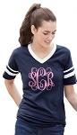 Vines Football Jersey Monogram