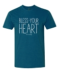 Southernology® Handwritten Bless Your Heart Statement Tee