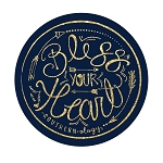 Southernology® Bless Your Heart Decal