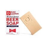 Duke Cannon Big American Beer Soap- Made with Budweiser