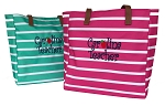 Carolina Teacher Tote