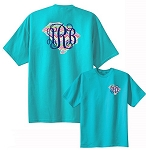 Chevron State Monogram T-shirt