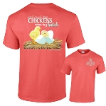 Southernology® Don't Count Your Chickens T Shirt