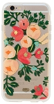 Rifle Paper Co. Clear Peach Blossom IPhone 6/6S Case