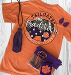 Clemson Tailgates and Traditions T Shirt