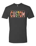 Southernology® CUSTOM Name Color Block Statement Tee
