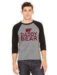Daddy Bear Raglan
