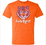 Clemson Easy Tiger Statement Tee