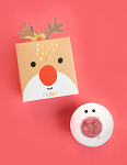 Rudolph The Red-Nosed Reindeer Bath Bomb