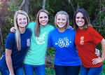 Flash Sale Monogram T Shirt