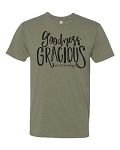 Goodness Gracious Statement Tee