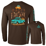 Southernology® Happy Fall Y'all Long Sleeve