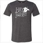 Hay Girl Hay Statement Tee