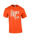 It's Game Day Vinyl T-Shirt