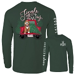 Southernology® Jingle All the Way Long Sleeve
