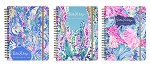 Jumbo 17-Month Spiral Lilly Pulitzer Agenda 2019
