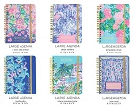 Large 17-Month Spiral Lilly Pulitzer Agenda 2020