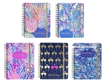 Large 17-Month Spiral Lilly Pulitzer Agenda 2019