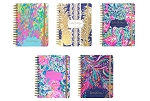 Large 17-Month Spiral Lilly Pulitzer Agenda 2018