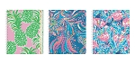 Lilly Pulitzer Large Notebook 2017