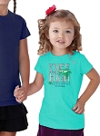 Southernology® Little Girl Knee High T Shirt
