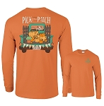 Southernology® Pick of the Patch Long Sleeve T-Shirt