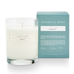Magnolia Boxed Glass Candle 9.2 oz