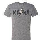 Southernology® Leopard Mama Lightning Bolt Statement Tee